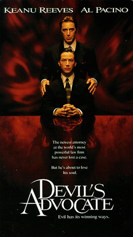 Devils Advocate Pacino Reeves