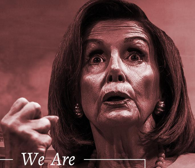 Pelosi we are insane