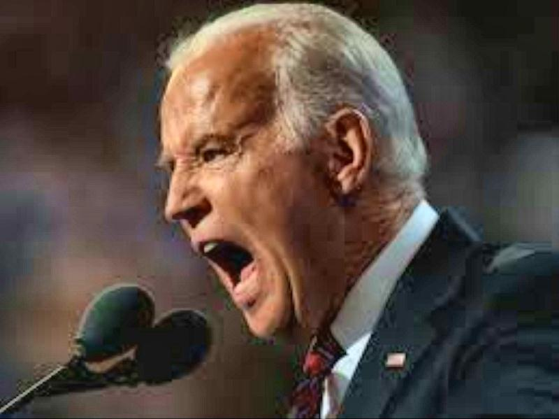 Biden insane over the top docu