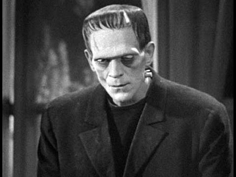 Frankenstein monster docu