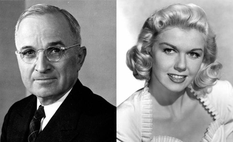 harry truman new doris day docu