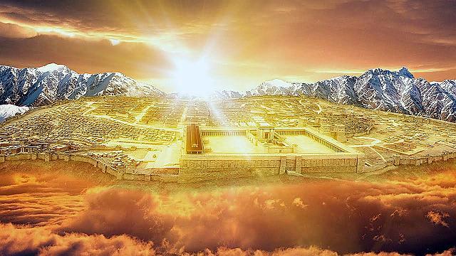 Mt Zion Heaven web