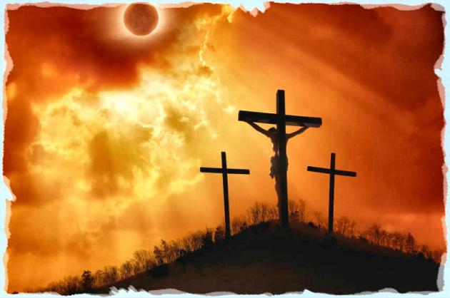The cross- symbol of God's love to people