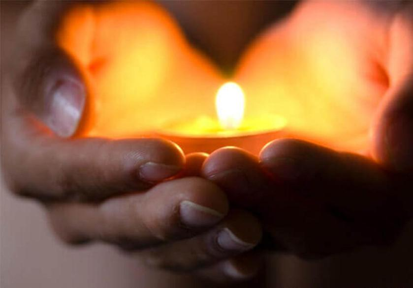 candle in hands sm print cropped