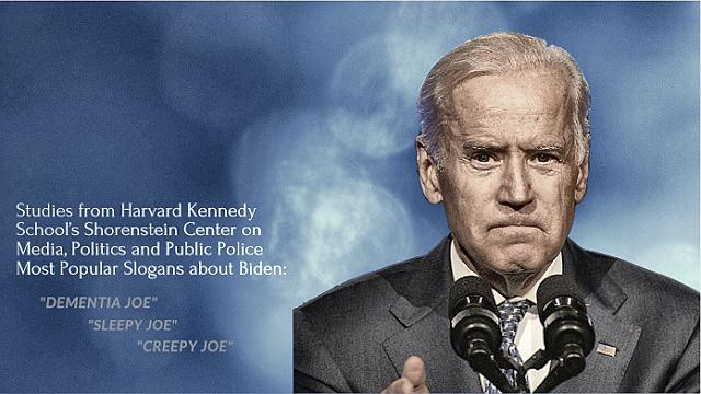 Creepy Joe web