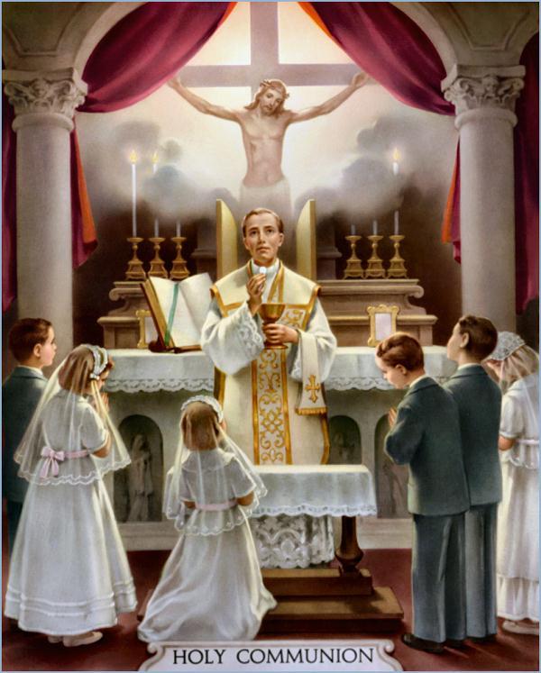 Holy Eucharist docu 1