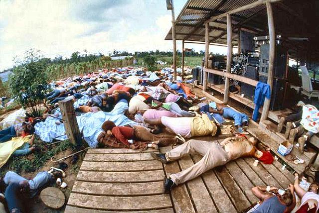 Jonestown maasacre web