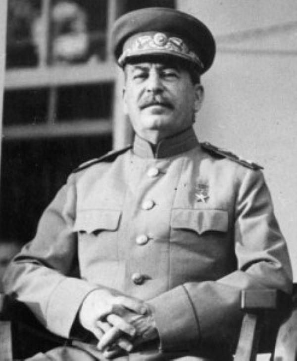 Stalin fingers