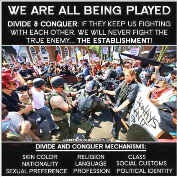 Divide and conquer docu