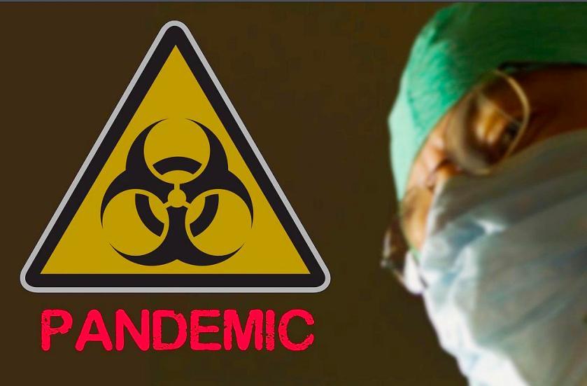 Pandemic sm print