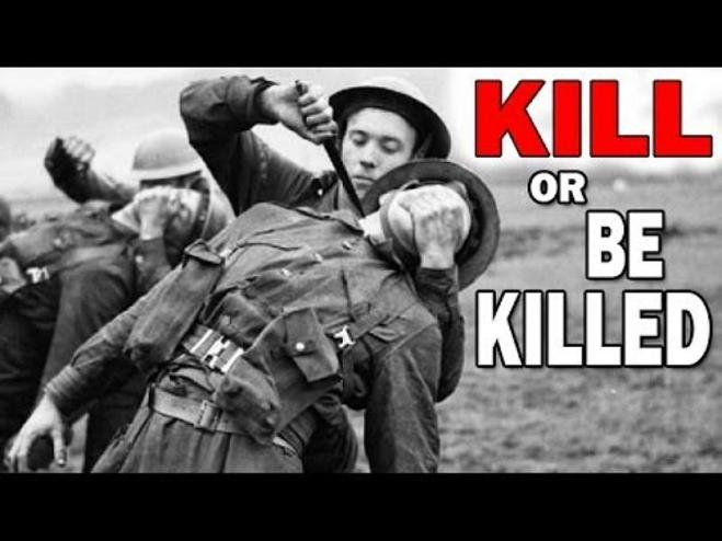 Kill or be Killed docu
