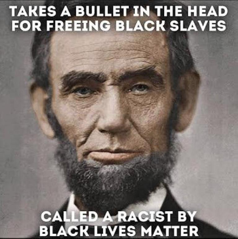 Lincoln sm print