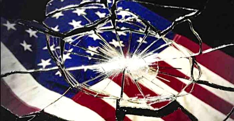 Rottten in America US Flag broken docu.jpg