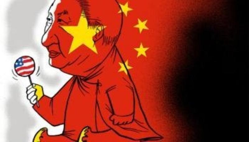 Xi Jinping devil docu