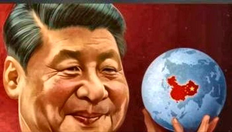 Xi Jinping world in hand