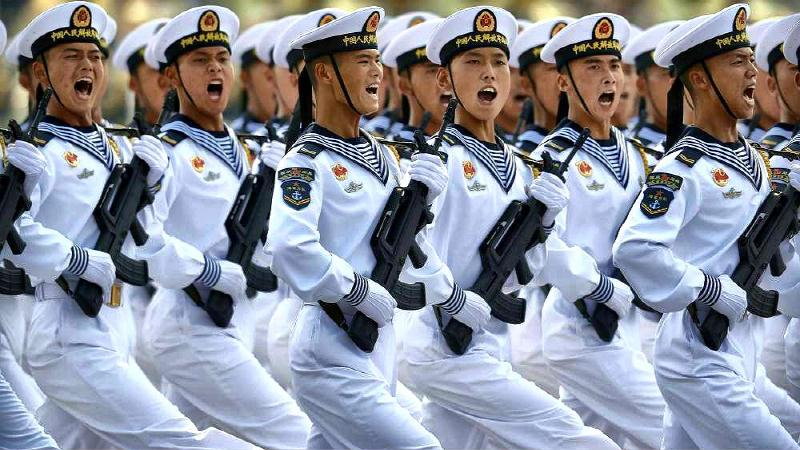 China navy evil possessed docu