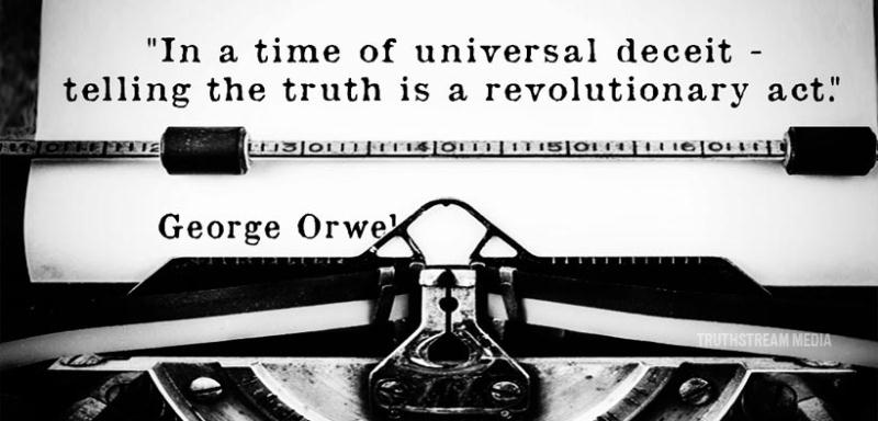 Orwell time of deciet docu