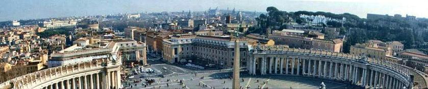 Vatican Panoramic sm print