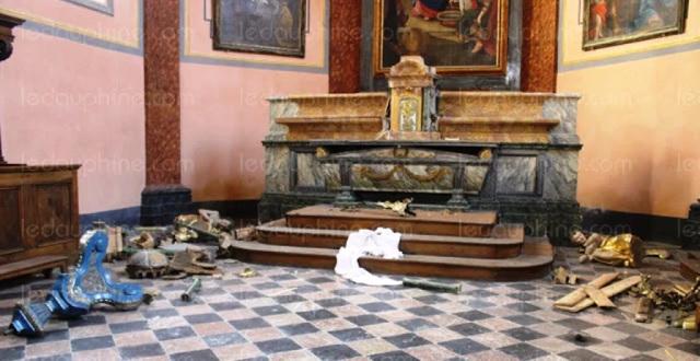 Holy Church UnderAttack