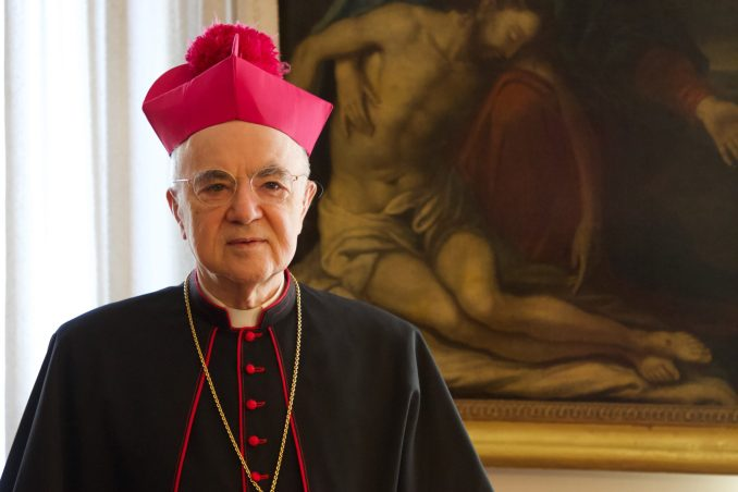 Archbishop Viganò on US Election: Reality Is Denied But Truth WillPrevail