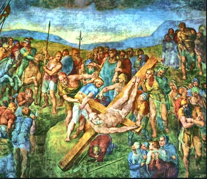 Dedication of the Basilica of SS Peter and Paul – 18thNovember