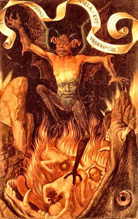 Dante's Inferno docu less