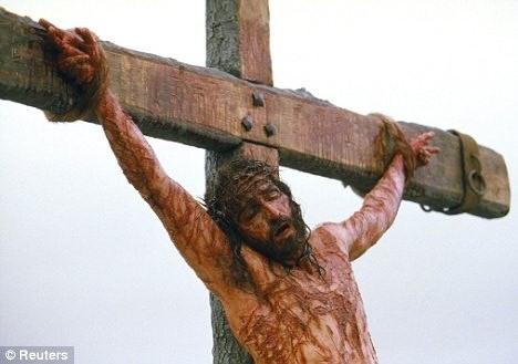 Jesus Cruxcified