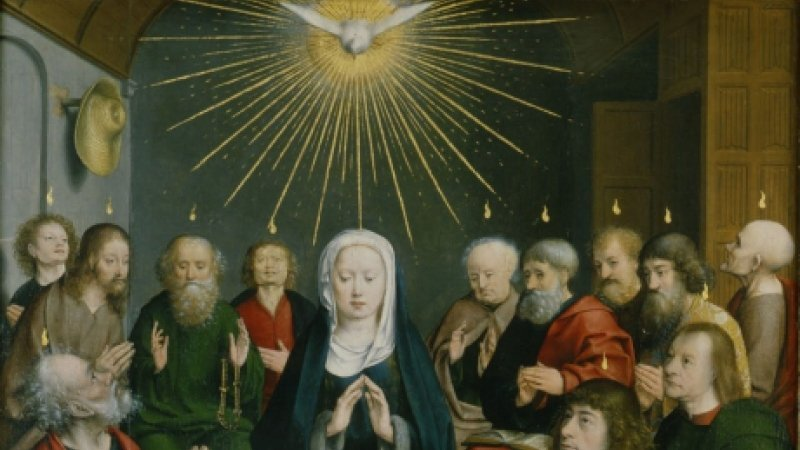 """""""As a Mighty Wind"""": Learning the Effects of Pentecost from theLiturgy"""