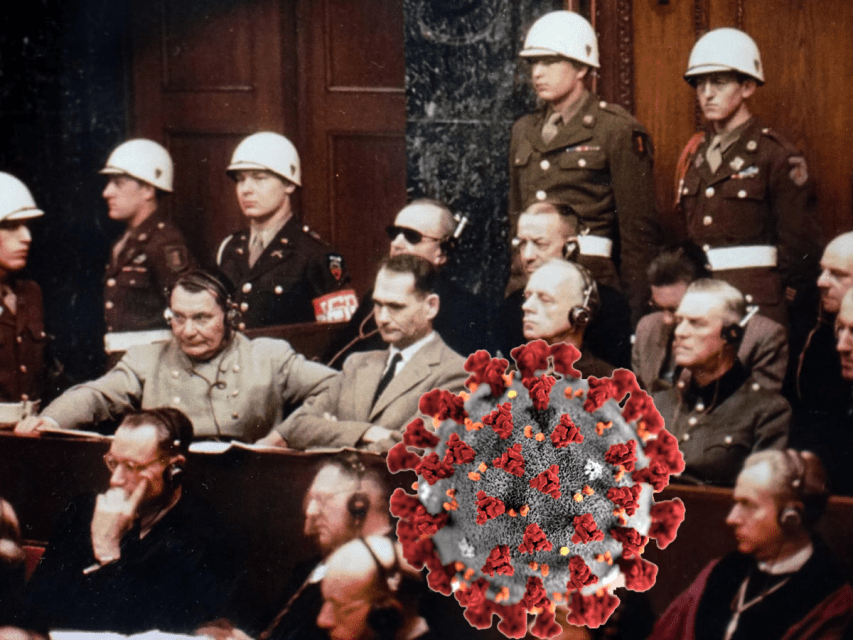 W.H.O. and C.D.C. – The New Nuremberg Trials 2021 [Crimes againsthumanity]