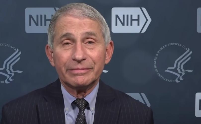 Fauci to Vatican health conference: Priests are key to convincing religious people take coronavirusshots