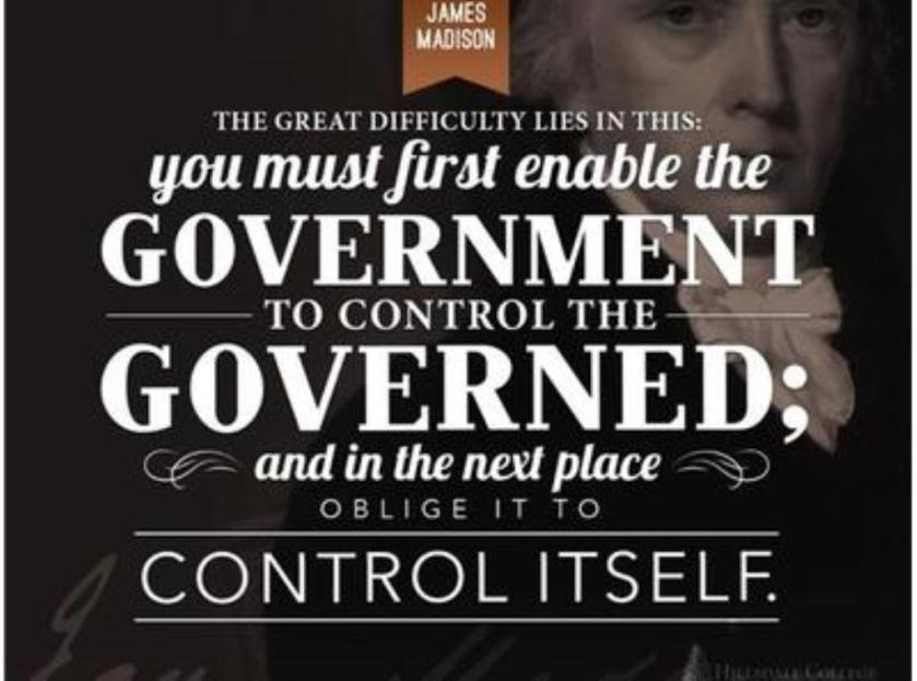 Govt obliged tocontrol itself smprint