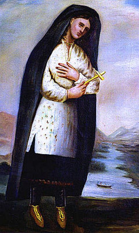 Saint Kateri docu