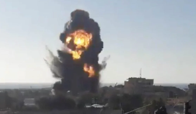 [VIDEO] Israel Just Dropped a Plane Full of Karma on Hamas, Killing Every Terrorist Inside