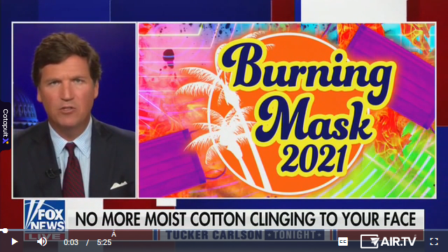 Tucker Carlson shreds Biden over his ultimatum to unvaccinated Americans