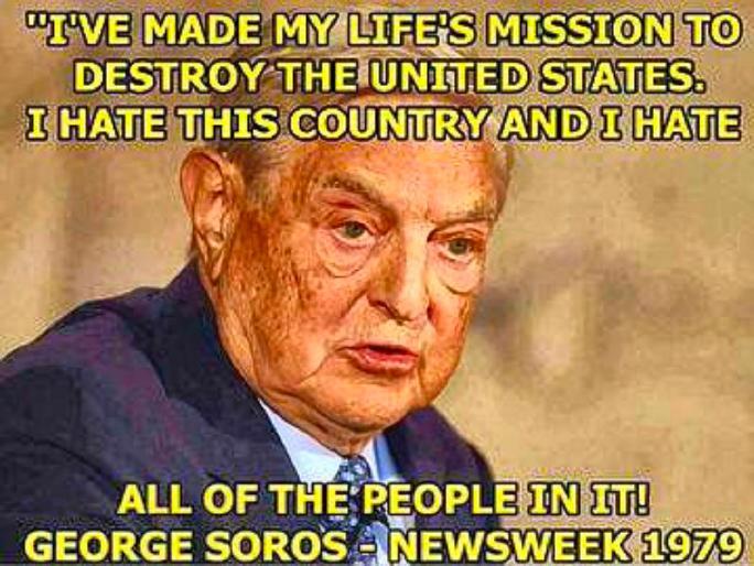 Soros the devils docu