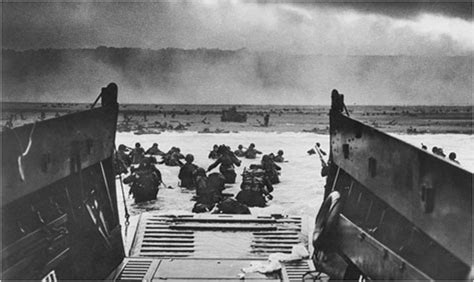 D Day Invasion landing