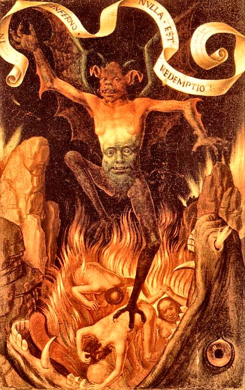 Dante's Inferno docu