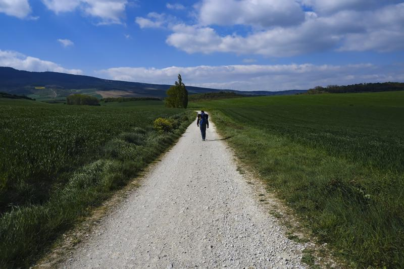Pilgrims Return to Spain's 'El Camino' Paths as PandemicWanes