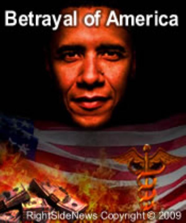 Obama Devils Own