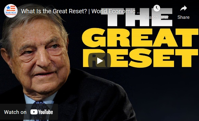NEW MONEY WILL TOTALLY CONTROL PEOPLE WORLDWIDE! So, What Is the Great MONETARY Reset? | (World Economic Forum) — America OnCoffee