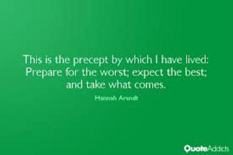 Hannah Arendt moto docu