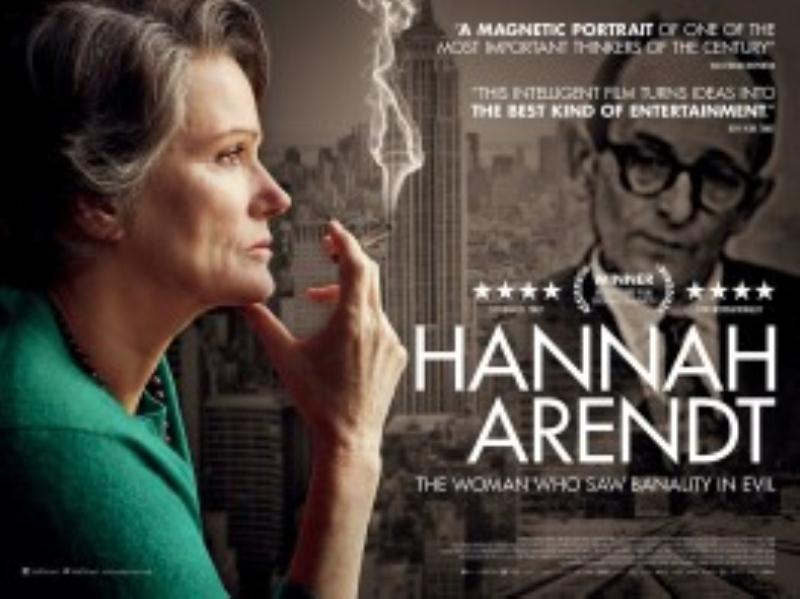 Hannah Arendt photo doc