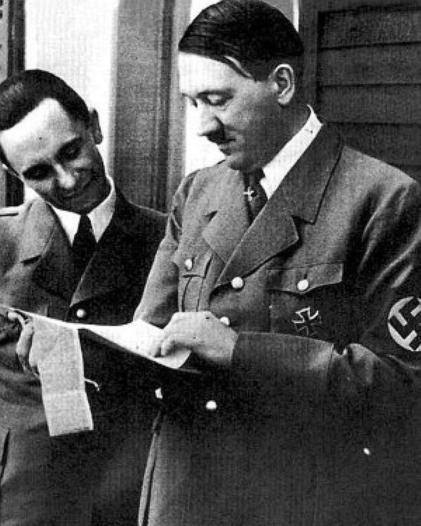 Hitler and Goebells docu