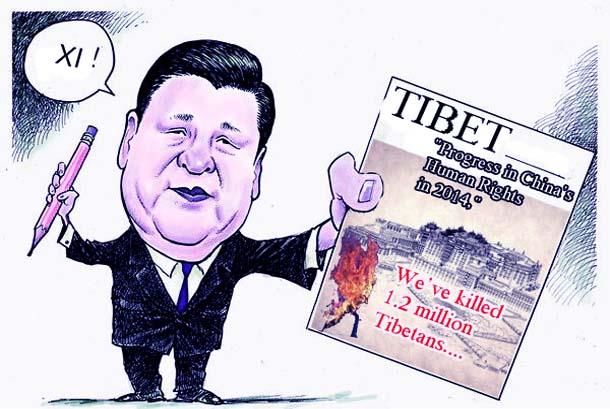 Tibet-China-Human-rights-2015