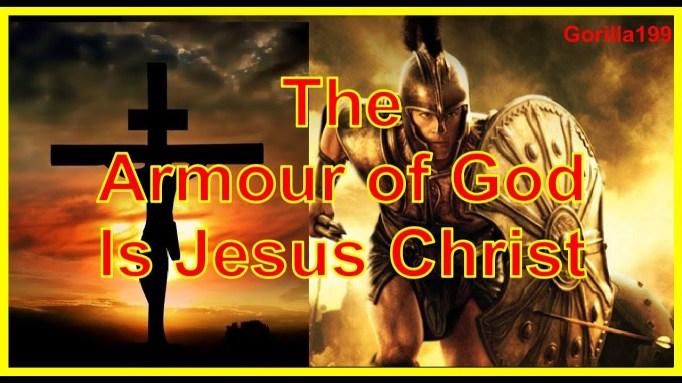 Armor of God Jesus
