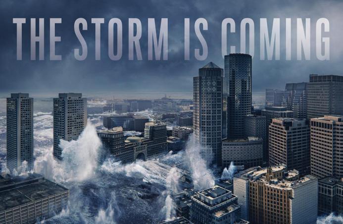 Big Storm Boston sm print