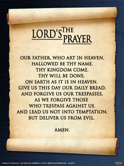Lord's Prayer (2)