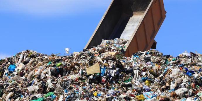 Pile of Trash sm print