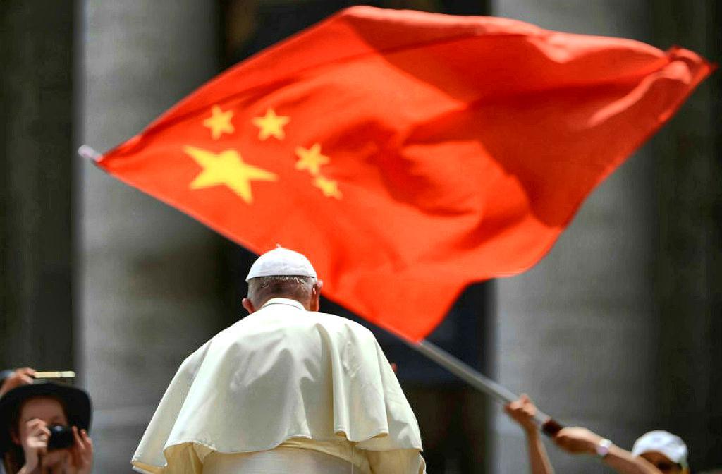 Pope and China sm print