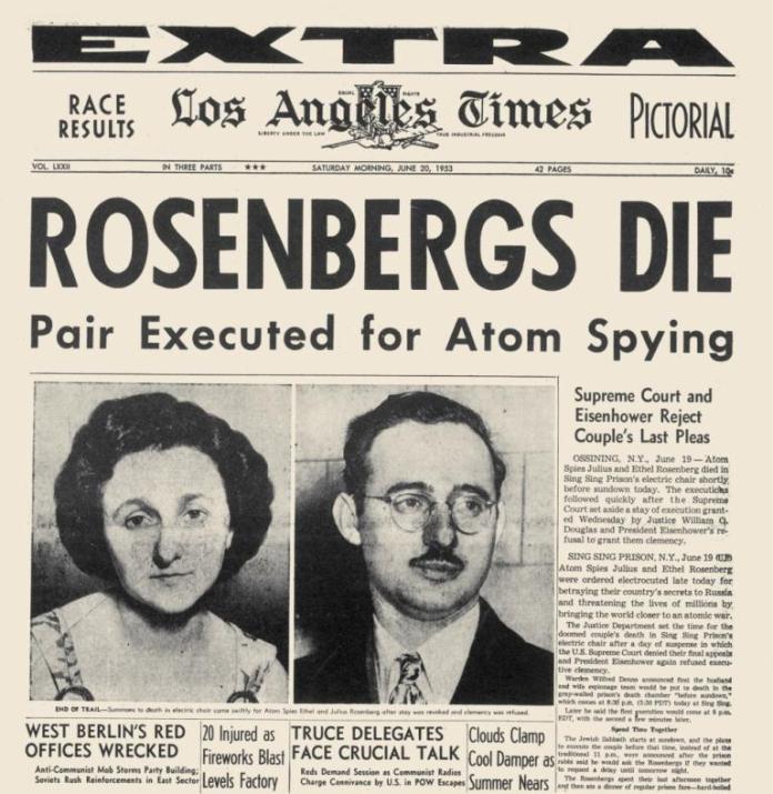 Rosenbergs executed sm print.jpeg